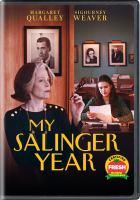 MY SALINGER YEAR (DVD)