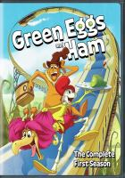 GREEN EGGS AND HAM SEASON 1 (DVD)