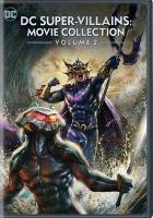 DC SUPER VILLAINS MOVIE COLLECTION VOLUME 2 (DVD)