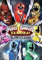 POWER RANGERS SAMURAI: THE COMPLETE SEASON (DVD)