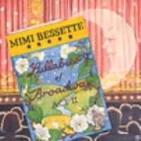Lullabies of Broadway: Act II