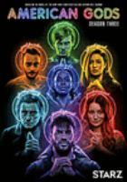 AMERICAN GODS SEASON 3 (DVD)