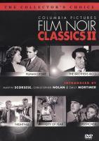Columbia Pictures Film Noir Classics