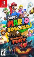 Image: Super Mario 3D World + Bowser's Fury