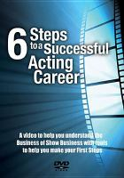 Image: 6 Steps to A Successful Acting Career