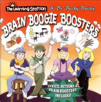 Image: Brain Boogie Boosters