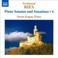 Piano sonatas and sonatinas