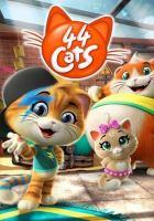 44 CATS: MEET THE CATS (DVD)