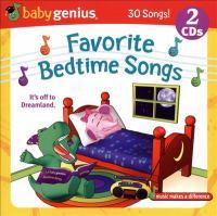 Favorite Bedtime Songs