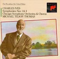Symphony No. 1 ; Hymns ; Symphony No. 4