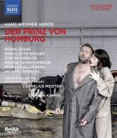 Der Prinz von Homburg : opera in three acts (1960, revised version 1991)