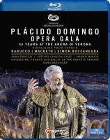 Plácido Domingo opera gala