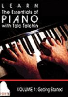 Learn the essentials of piano. Volume 9, Beginning jazz