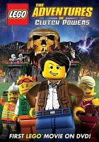 Lego. The adventures of Clutch Powers les aventures de Clutch Powers