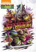 Tales of the Teenage Mutant Ninja Turtles. Wanted: Bebop & Rocksteady