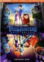 Trollhunters, tales of Arcadia. Season one