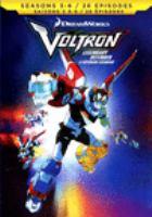 Voltron, legendary defender. Seasons 3-6
