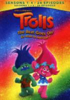 Trolls, the beat goes on!. Seasons 1-4