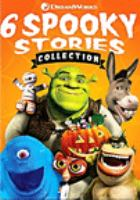 DREAMWORKS SPOOKY STORIES (DVD) DVD