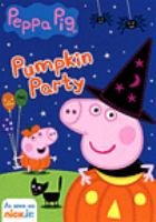 Peppa Pig. Pumpkin party