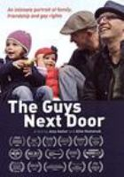 GUYS NEXT DOOR, THE DVD