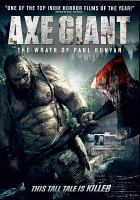 Axe giant the wrath of Paul Bunyan
