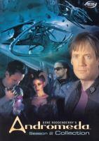 Gene Roddenberry's Andromeda, season 2 collection