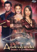 Gene Roddenberry's Andromedia, season 4 collection