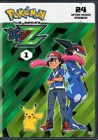 Pokemon the series. XYZ, Set 1