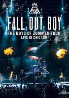 The boys of zummer tour live In Chicago