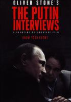 The Putin interviews a Showtime documentary film