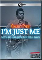 Charley Pride I'm Just Me.