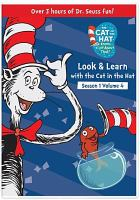 The Cat in the Hat knows a lot about that!. Season 1, volume 4, Look & learn with The Cat in the Hat
