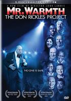 MR. WARMTH - THE DON RICKLES PROJECT DVD