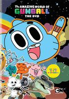The amazing world of Gumball the DVD.