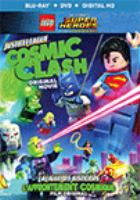 LEGO - JUSTICE LEAGUE COSMIC CLASH DVD