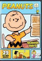 Peanuts by Schulz. School days