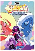 Steven Universe. The heart of the crystal gems