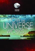HOW THE UNIVERSE WORKS SEASON 3 DVD