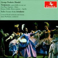 HANDEL, G.F.: Pastor Fido (Il) / Ariodante [Operas] (Concert Royal Chorus and Orchestra, Richman)
