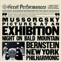 MUSSORGSKY, M.P.: Pictures at An Exhibition (orch. M. Ravel) / A Night on the Bare Mountain (New York Philharmonic, Bernstein)