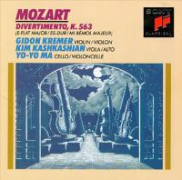 MOZART, W.A.: Divertimento, K. 563 (Kremer, Kashkashian, Yo-Yo Ma)