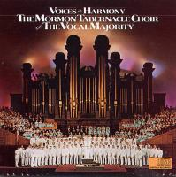 Choral Concert: Mormon Tabernacle Choir - BUTLER, E. / BRADBURY, W.B. / SULLIVAN, A. / BRODSZKY, N. / BRUNNER, R. (Voices in Harmony)