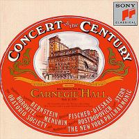CONCERT OF THE CENTURY - Celebrating the 85th Anniversary of Carnegie Hall
