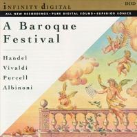 Orchestral Music - BOCCHERINI, L. / ALBINONI, T.G. / HANDEL, G.F. / MARCELLO, A. / GLUCK, C.W. (A Baroque Festival) (Korchin, Rylov)