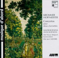 KROMMER, F.: Clarinet Concertos, Opp. 35 and 36 / HOFFMEISTER, F.A.: Clarinet Concerto in B-Flat Major (Caeyers, W. Boeykens)