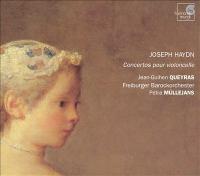 HAYDN, J.: Cello Concertos Nos. 1-2 / MONN, G.M.: Cello Concerto in G Minor (arr. A. Schoenberg) (Queyras, Freiburg Baroque Orchestra, Müllejans)