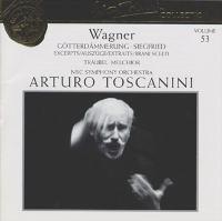 WAGNER, R.: Siegfried / Götterdämmerung (excerpts) (Traubel, Melchior, NBC Symphony, Toscanini)
