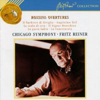 ROSSINI, G.: Opera Overtures (Chicago Symphony, Reiner)