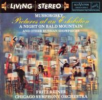 MUSSORGSKY, M.P.: Pictures at An Exhibition / A Night on Bald Mountain (Chicago Symphony, Reiner)